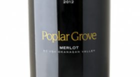 Poplar Grove Winery 2012 Merlot | Red Wine