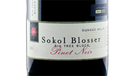 Big Tree Block Pinot Noir | Red Wine