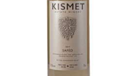 Kismet Estate Winery  2017 Saféd | White Wine
