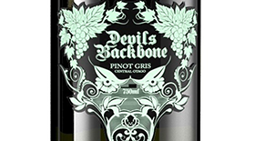Shaky Bridge Wines Devils Backbone 2014 Pinot Grigio | White Wine
