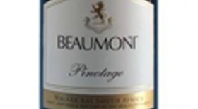 Beaumont Family Estate Winery 2010 Pinotage Label