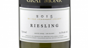 Gray Monk Estate Winery 2015 Riesling | White Wine
