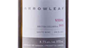 Special Select Late Harvest Vidal Label