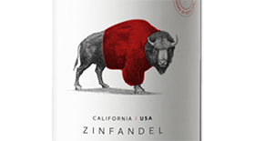Tussock Jumper 2010 Zinfandel Label