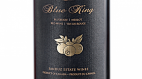 Canada Berries Blue King | Red Wine