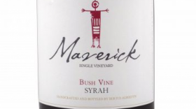 Maverick Estate Winery 2015 (Bush Vine) Syrah | Red Wine