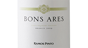 Ramos Pinot 2013 Bons Ares White Label