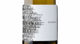 Ex Nihilo 2015 Riesling Label