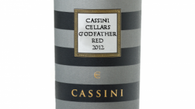 Cassini Cellars 2012 Godfather Red | Red Wine