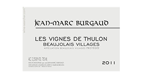 Château de Thulon 2011 Beaujolais-Villages | Red Wine