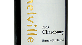 Melville Vineyards and Winery 2009 Chardonnay | White Wine
