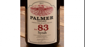 Palmer Vineyards 2013 Syrah (Shiraz) | Red Wine