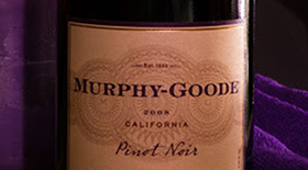 Murphy-Goode Winery 2008 Pinot Noir | Red Wine