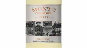 Monte Creek Ranch Winery 2016 Riesling | White Wine
