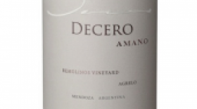 Finca Decero 2011 Amano | Red Wine
