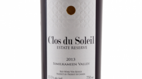 Clos du Soleil Winery 2013 Estate Reserve Red | Red Wine