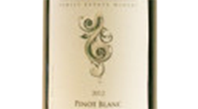 Beaumont Family Estate Winery 2012 Pinot Blanc Label