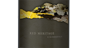 SunRock by Jackson-Triggs 2010 Red Meritage Label