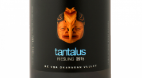Tantalus Vineyards 2015 Riesling | White Wine