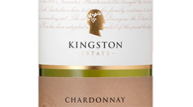 Kingston Estate Wines 2011 Chardonnay Label