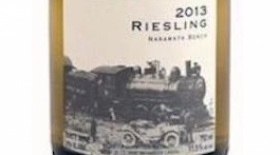 Kettle Valley Winery 2013 Riesling Label