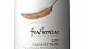 Featherstone Estate Winery 2015 Cabernet Franc | Red Wine