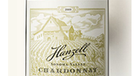 Hanzell Vineyards 2009 Chardonnay Label