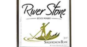 River Stone Estate Winery 2017 Sauvignon Blanc | White Wine