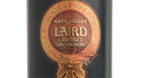 Laird Family Estate 2011 Cabernet Sauvignon Label