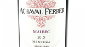Achaval-Ferrer 2015 Malbec | Red Wine