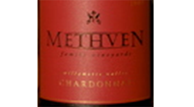Methven Family Vineyards 2012 Chardonnay Label