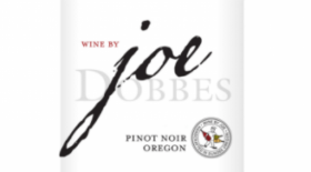 Wine By Joe 2012 Pinot Noir Label