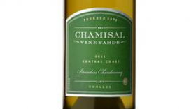 Stainless Chardonnay Label