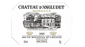 Chateau d'Angludet 2005 Cabernet Sauvignon blend | Red Wine