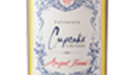 Cupcake Vineyards Angel Food Label