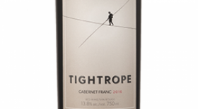 Tightrope Winery 2016 Cabernet Franc | Red Wine