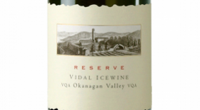 Mission Hills Family Estate 2015 Reserve Late Harvest Vidal Label