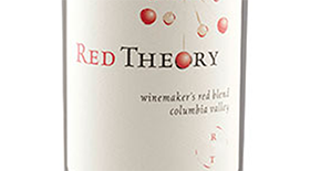 Red Theory Winemaker's Red Blend Label