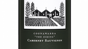 Wynns The Siding 2012 Cabernet Sauvignon Label