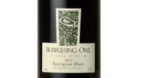 Burrowing Owl Estate Winery 2012 Sauvignon Blanc | White Wine