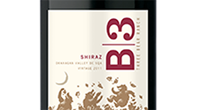 B3 Wines 2011 Syrah (Shiraz) | Red Wine