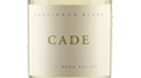 Cade Sauvignon Blanc, Napa Valley Label