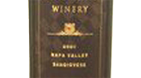 Andretti  Napa Valley Zinfandel Label