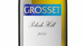 Grosset Polish Hill 2015 Riesling  Label
