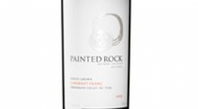Painted Rock Estate Winery 2015 Cabernet Franc | Red Wine