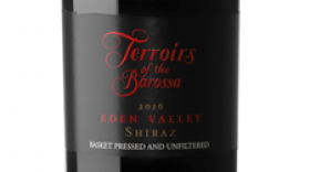 Chateau Tanunda 2016 'Terroirs of the Barossa 'Eden Valley Shiraz Label