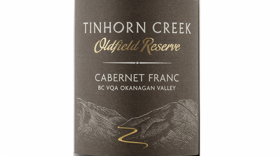 Tinhorn Creek Vineyards 2015 Oldfield Reserve Cabernet Franc