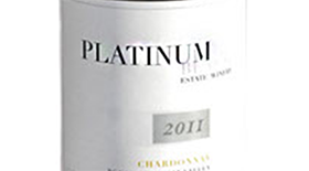 Platinum Bench Estate Winery & Artisan Bread Co. 2011 Chardonnay Label