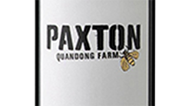 Paxton Wines 2012 Syrah (Shiraz) Label