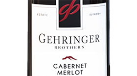Gehringer Brothers 2013 Dry Rock Vineyards Cabernet Merlot | Red Wine